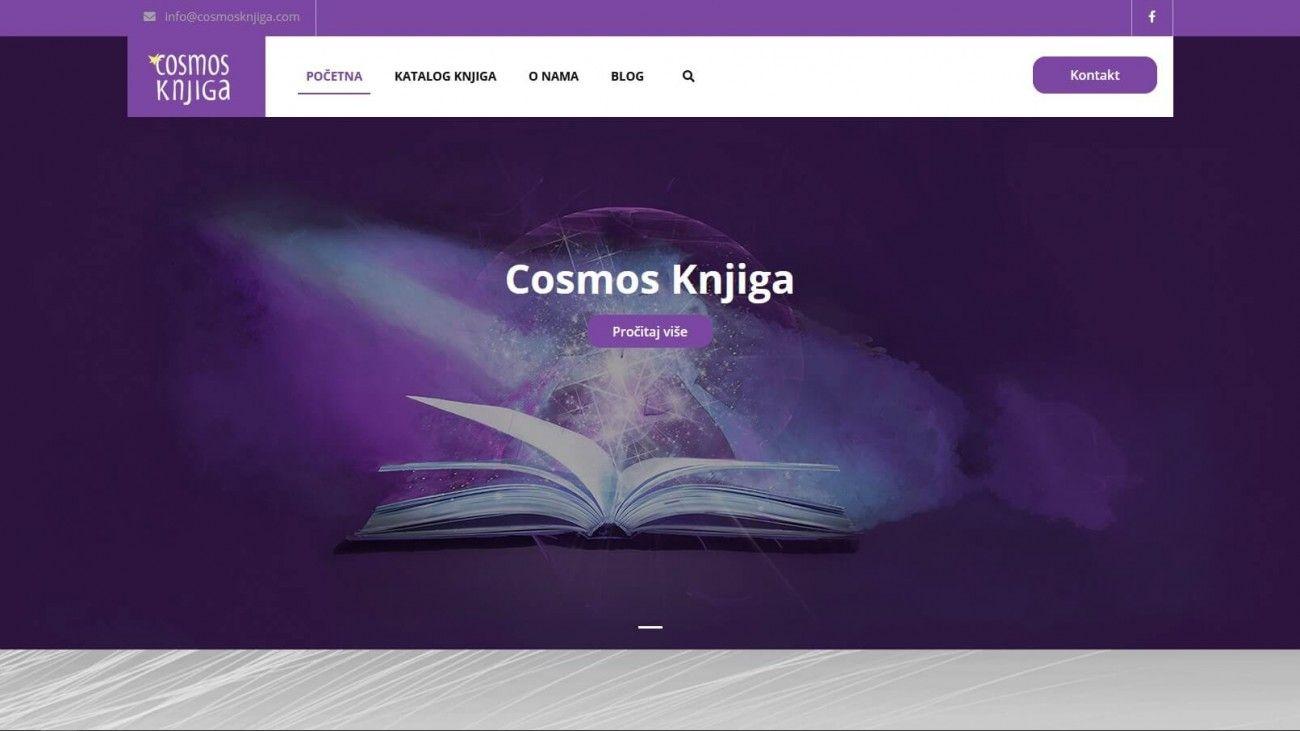 Cosmos Knjiga