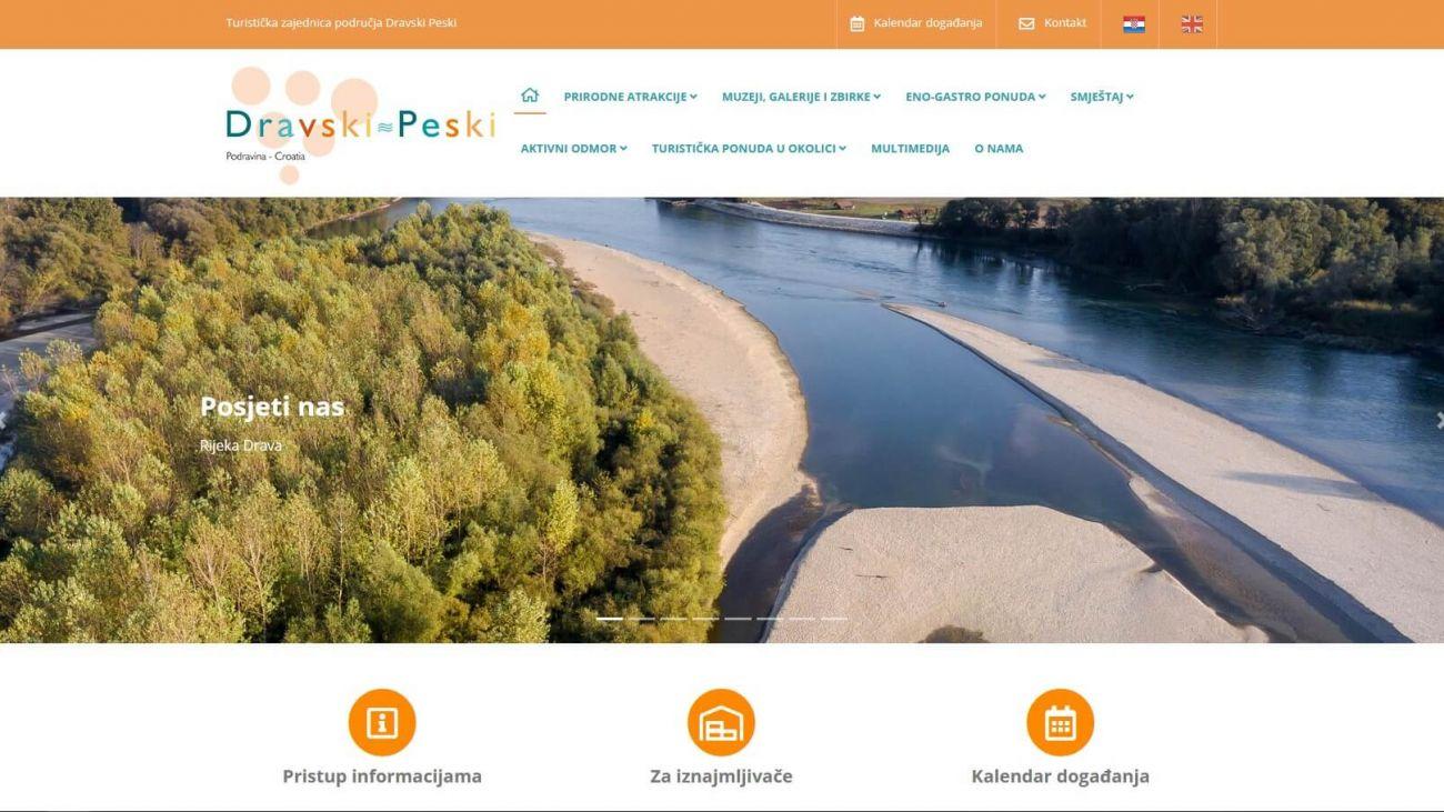 Turistička zajednica Dravski Peski