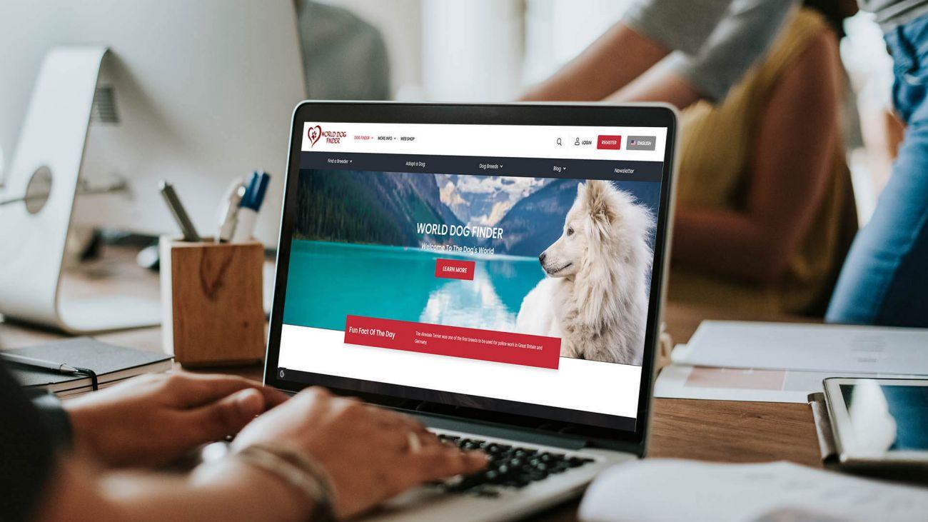 World Dog Finder