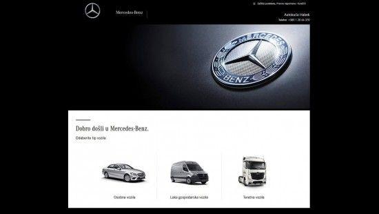 Mercedes-Benz Autokuća Habek