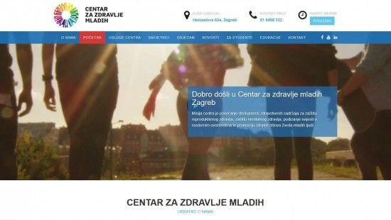 Centar za zdravlje mladih