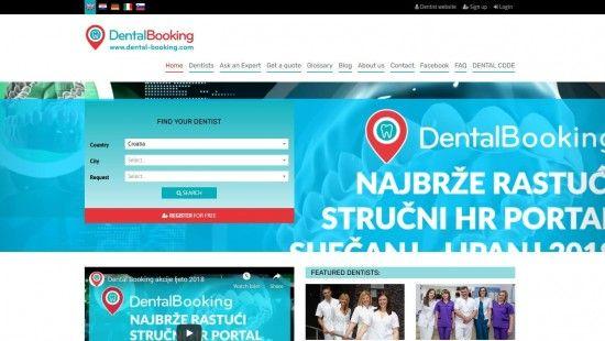 Dental Booking