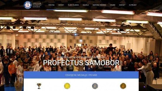 Judo klub Profectus Samobor