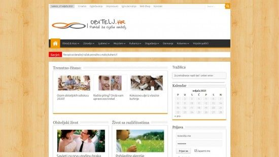 Portal Obitelj.HR