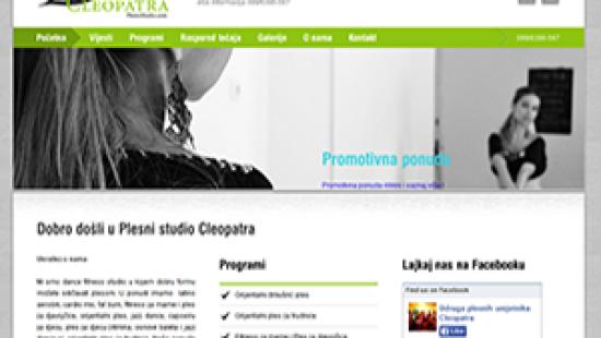 Plesni Studio Cleopatra