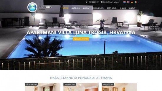 Villa Luna Trogir